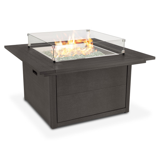 Polywood Hudson Modular Fire Pit Table