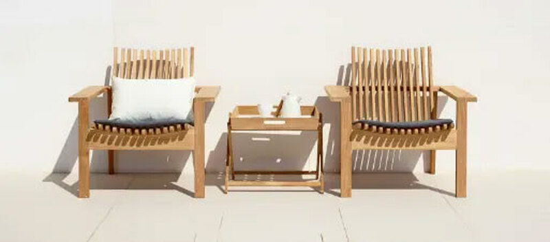 Choosing the Best Wood for Outdoor Furniture