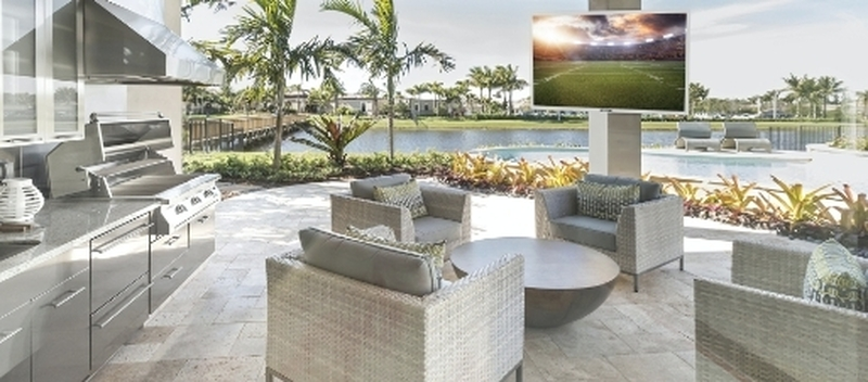 Choosing the Best Outdoor TV for Your Space