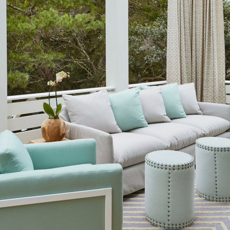 Lee Industries: Upholstered Outdoor Furniture for Maximum Style & Comfort