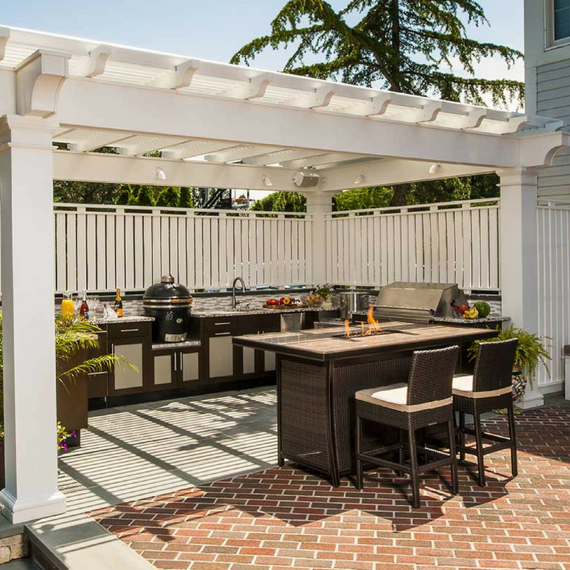 A Guide to Planning Your Outdoor Kitchen