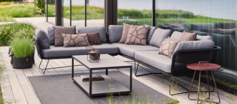 We Talked to the Experts: Our Guide for Patio Furniture that Can Be Left Outside During the Winter