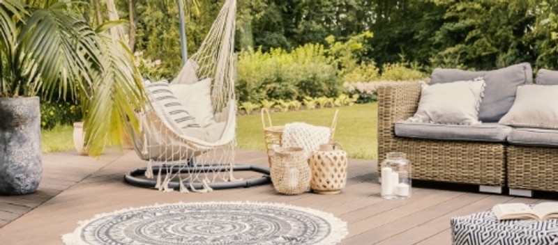 Patio Relaxation 101: Backyard Hammock Ideas and More