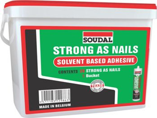 Strong As Nails Grab & Go Pack