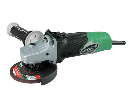 1300W, 125MM, ANTI-VIBRATION HANDLE,  SLIDE SWITCH ANGLE GRINDER