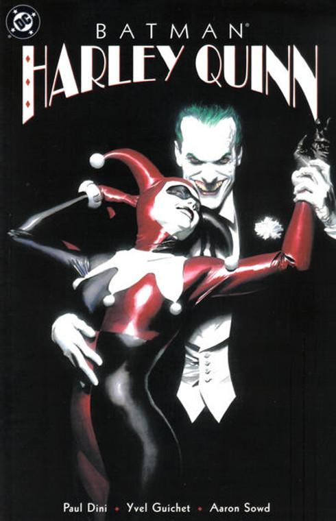 BATMAN: HARLEY QUINN FIRST PRINTING