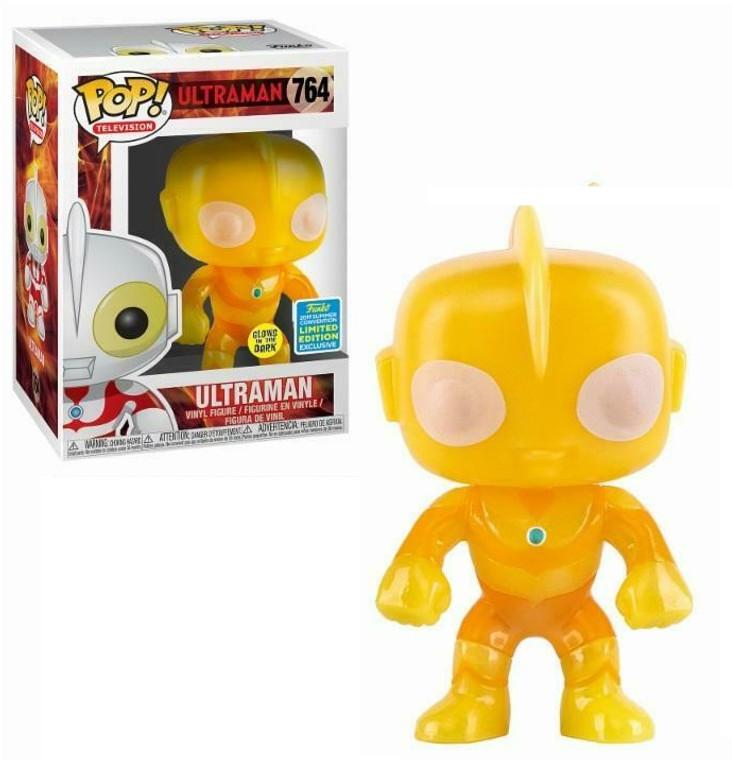 ULTRAMAN POP! VINYL FIGURE SDCC EXCLUSIVE 764