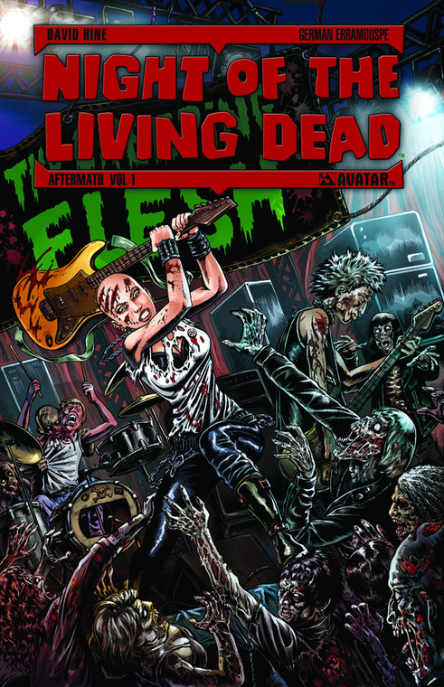 NIGHT OF THE LIVING DEAD AFTERMATH TP VOL 01