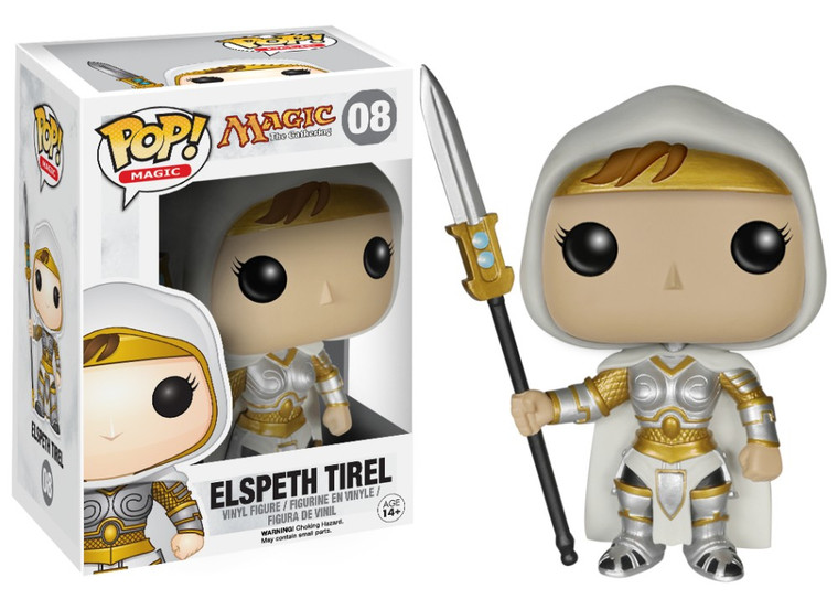 ELSPETH TIREL MAGIC THE GATHERING POP! VINYL FIGURE 08 (VAULTED)