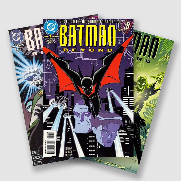BATMAN BEYOND COMPLETE SIX PART COMIC SET