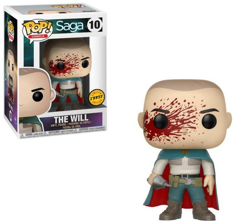 THE WILL SAGA POP! VINYL FIGURE CHASE 10
