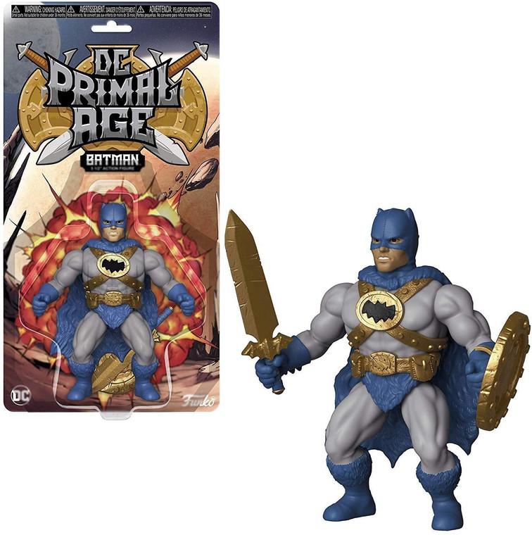 FUNKO DC PRIMAL AGE BATMAN FIGURE