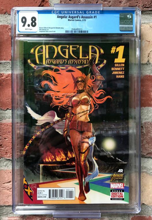 ANGELA: ASGARD'S ASSASSIN#1