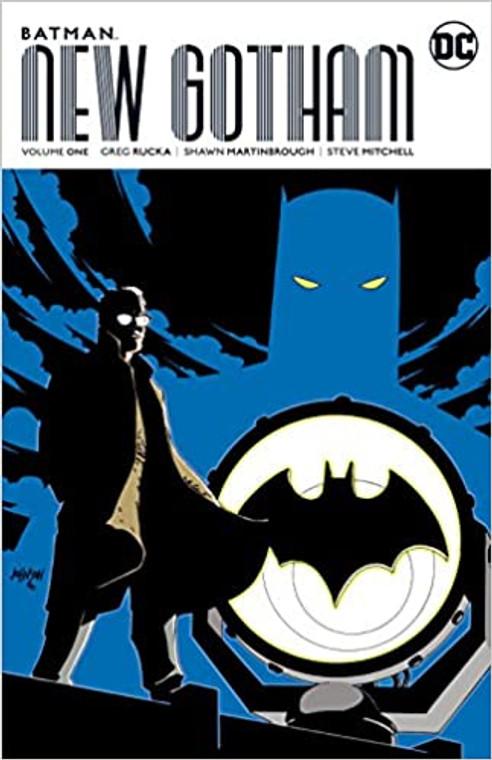 BATMAN : NEW GOTHAM TP