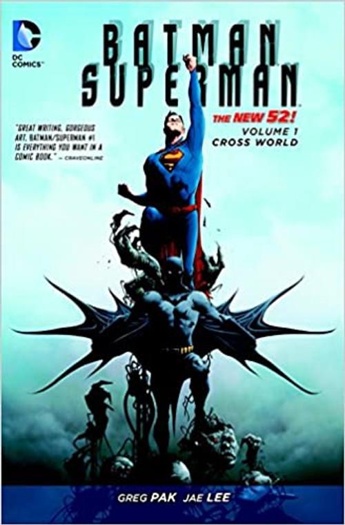 BATMAN/SUPERMAN VOL 1 TP CROSS WORLD