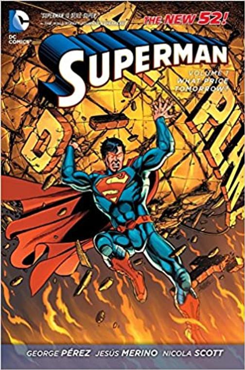 SUPERMAN VOL. 1 TP WHAT PRICE TOMORROW?