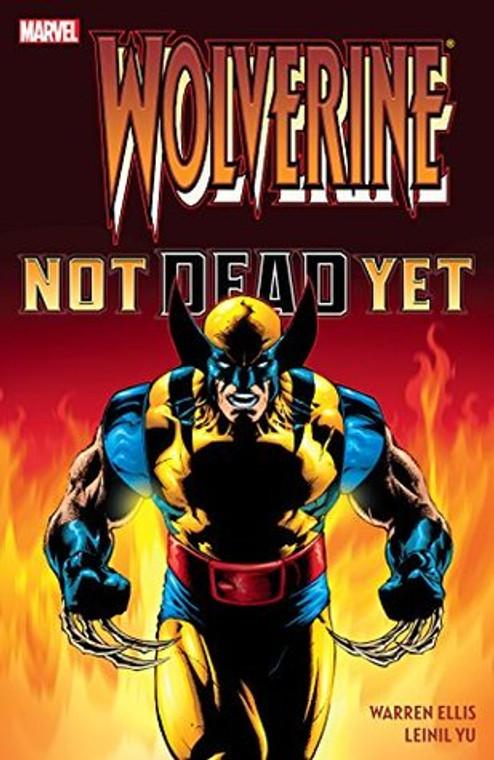 WOLVERINE TP NOT DEAD YET