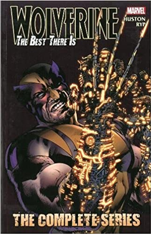 WOLVERINE TP THE BEST THERE IS : THE COMPLETE SERIES