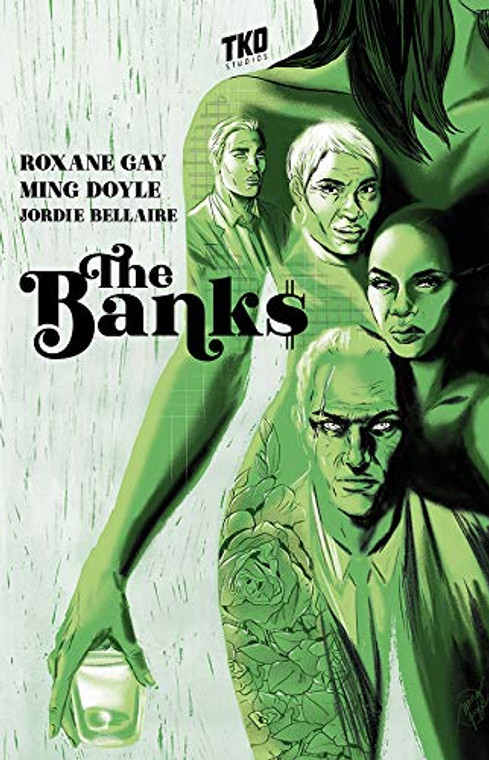 TKO STUDIOS THE BANKS TP VOL. 1