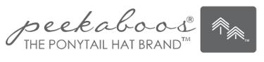 Peekaboos Ponytail Hats
