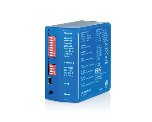 Feig Electronic VEK-MNE1 24 single channel vehicle loop detector