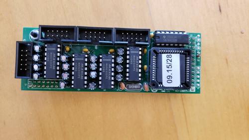 Teratronik UART C 4 Module for MAKW-CR V3 Controller. 4 x RS232 port extension
