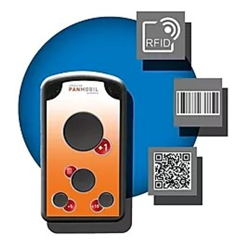 ECCO+Compact and robust UHF RFID-Scanner
