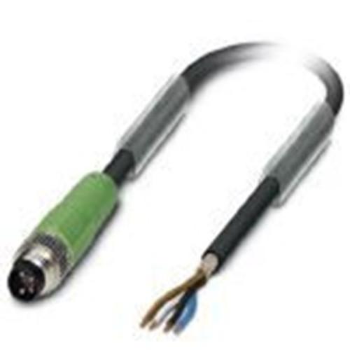 Sensor/actuator cable - SAC-4P-M 8MS/10,0-PUR SH - 1521847