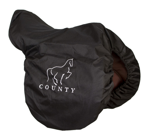 Dressage Logo - Black - Water Resistant - Fleece Lined