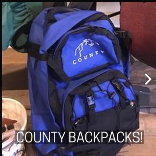 County Backpack