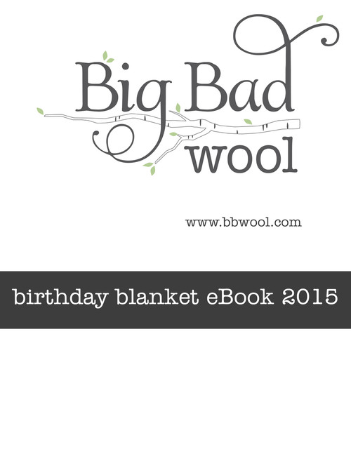 Birthday Blanket Collection 2015 eBook