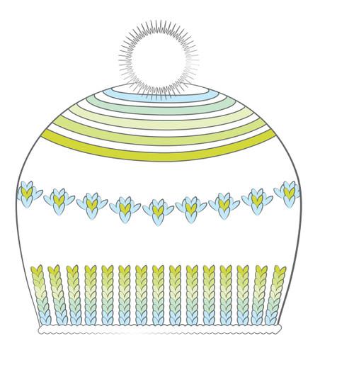 Dollop Hat - PDF