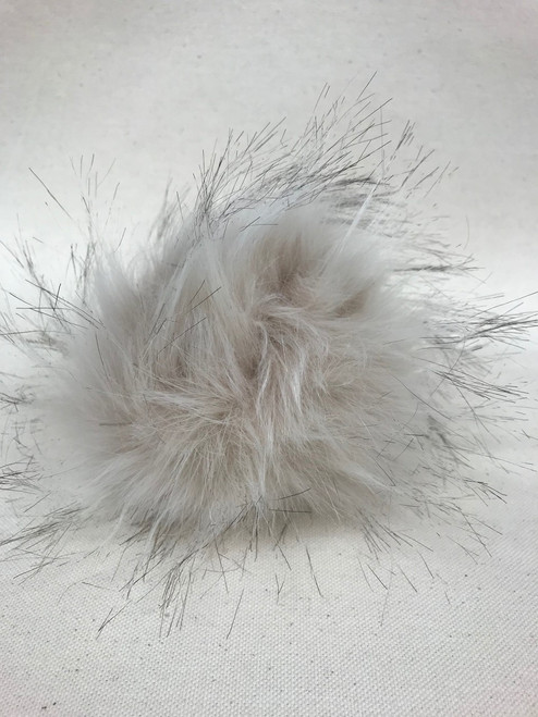faux pompom buff (13-15 cm)