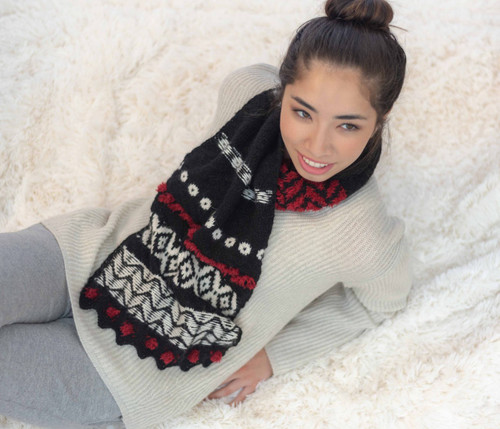Glyph by Pam Powers Knits / Project Bundle