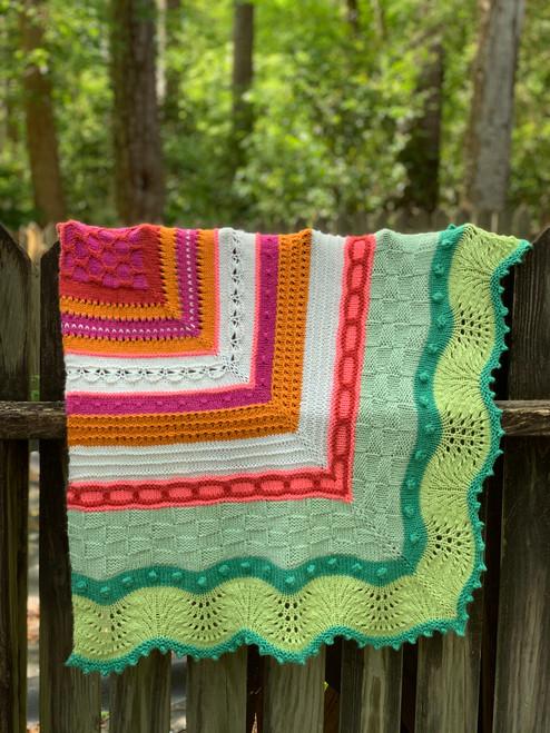 Undercover Blanket Pattern - PDF