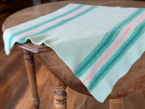 Linen Stitch Baby Blanket Pattern - PDF