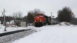 Overcoming Winter Struggles on the Railroad