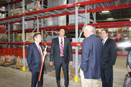 Congressman Quigley Joins IRS for Tour and Public Policy Discussion