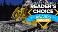 SB60 Wins for 2021 Best Product in Rail