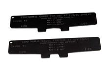 Heavy Boltless Frog Conformal Gage Set
