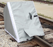 Welders Spark Shield - Tall Model Canvas