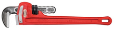 Straight Heavy Duty Pipe Wrench - 36""