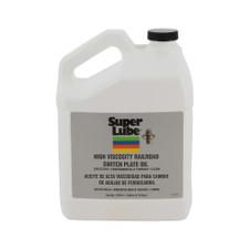 1 Gallon Bottle - High Viscosity Railroad Switch Plate Oil
