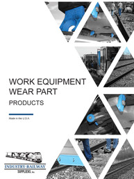 Work Equipment Wear Parts Catalog