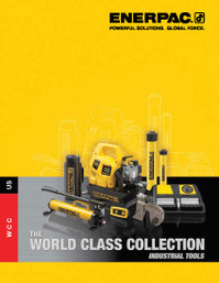 Enerpac World Class Collection Catalog