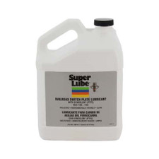 1 Gallon of Railroad Switch Plate Lubricant with PTFE/Syncolon