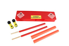 flagging and fusses safety kit