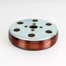 "8"" x 2"" x 4"" Grinding Wheel with tape"
