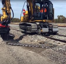 Railroad Undercutter