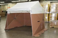 Welders Tent